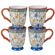 Torino Mug, Set of 4