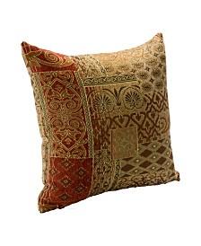 "Siscovers Empress 20"" Designer Throw Pillow"