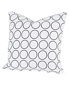 "Recycle 16"" Designer Throw Pillow"