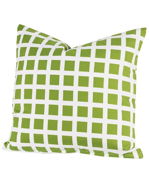 "Siscovers Block Island 26"" Designer Euro Throw Pillow"
