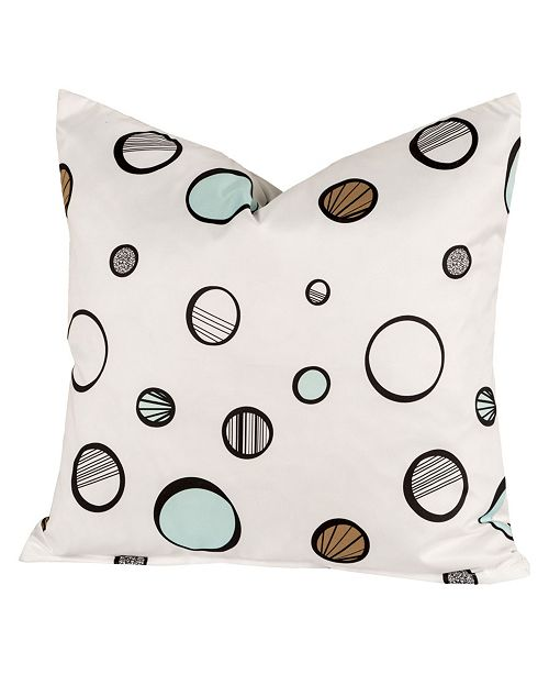 """Siscovers Robin's Roost 20"""" Designer Throw Pillow"""
