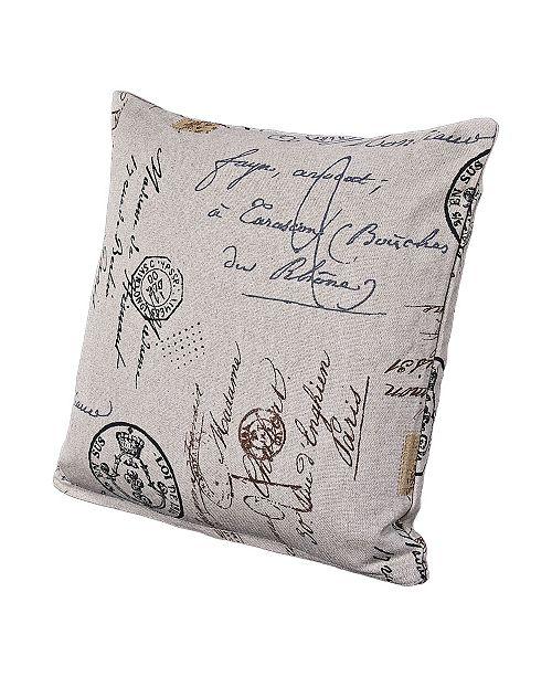 "Siscovers Versailles 26"" Designer Euro Throw Pillow"