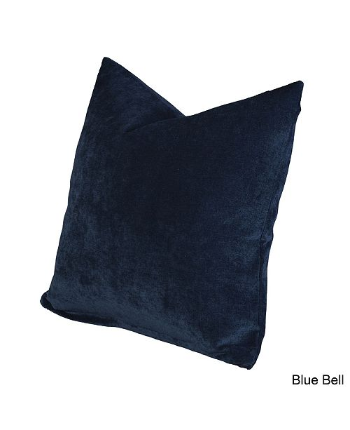 "Siscovers Padma Blue Bell 16"" Designer Throw Pillow"
