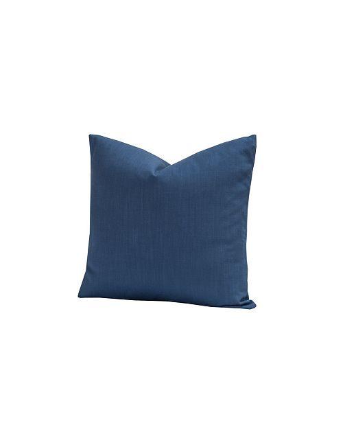 """Siscovers Dixie River 26"""" Designer Euro Throw Pillow"""