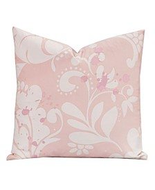 "Eloise 16"" Designer Throw Pillow"