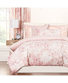 Eloise 6 Piece King Luxury Duvet Set