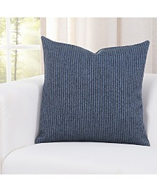 "Siscovers Champion Deep Blue 20"" Designer Throw Pillow"
