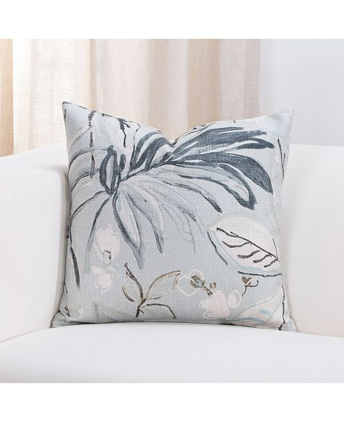 "Siscovers Serenity 26"" Designer Euro Throw Pillow"