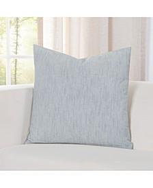 """Pacific Cloud Linen 20"""" Designer Throw Pillow"""