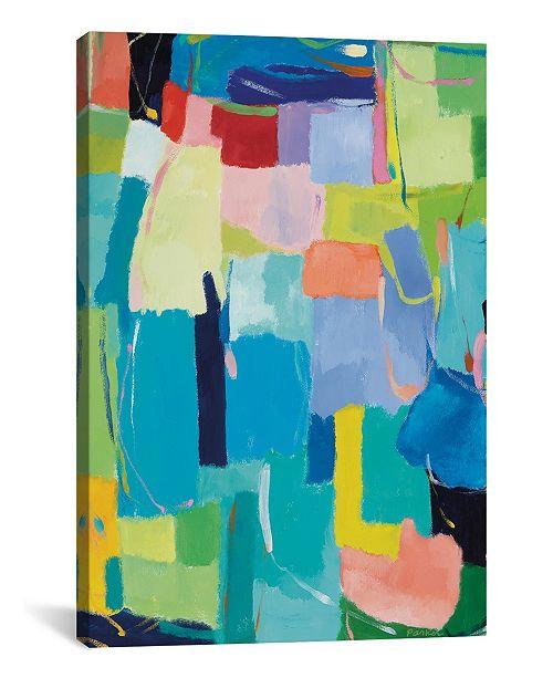 "iCanvas ""Urban Essay Xiv"" By Kim Parker Gallery-Wrapped Canvas Print - 18"" x 12"" x 0.75"""