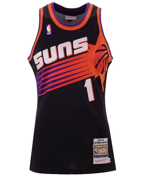 90971c0277b Mitchell   Ness Men s Penny Hardaway Phoenix Suns Authentic Jersey ...