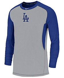 Men's Los Angeles Dodgers Authentic Collection Game Top Pullover