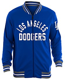New Era Men's Los Angeles Dodgers Lineup Track Jacket