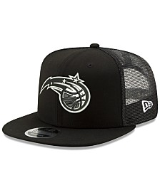 New Era Orlando Magic Dub Fresh Trucker 9FIFTY Snapback Cap
