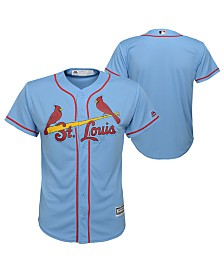 Majestic Big Boys St. Louis Cardinals Blank Replica Jersey