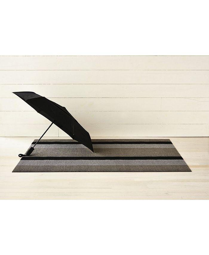 "Chilewich - Bold Stripe Big Floor Mat, 36"" x 60"""