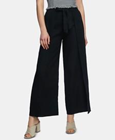 1.STATE Linen Wide-Leg Pants
