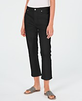 3a1636024665a Eileen Fisher Cropped Organic Cotton Jeans, Regular & Petite