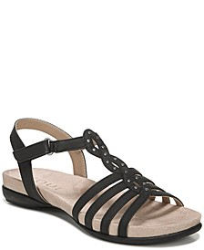 Acadia Ankle Strap Sandals