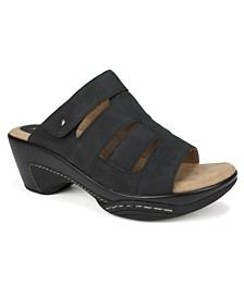 Rialto Venus Casual Slide Sandals
