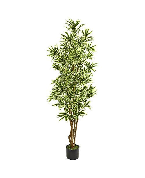 Nearly Natural 6' Dracaena Reflexa Artificial Plant