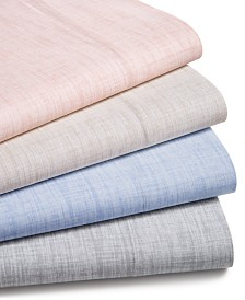 Sunham Printed Rest 4-Pc Sheet Sets, 450 Thread Count 100% Cotton, Created for Macy's
