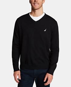 001f4340a48 Black Men's V-Neck Sweaters: Shop Men's V-Neck Sweaters - Macy's