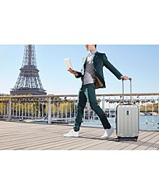ConnecTech Hardside Luggage Collection, Created for Macy's