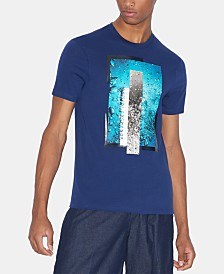 A|X Armani Exchange Water Graphic T-Shirt