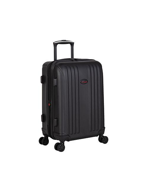 "American Flyer Moraga 22"" 8-Wheel Hardside Spinner Luggage"