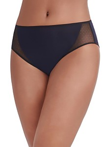 Vanity Fair Breathable Luxe Hi-Cut Underwear 13181