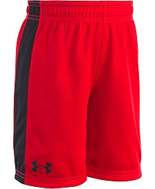 Under Armour Little Boys Lined Up Reversible Shorts