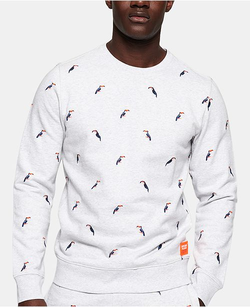 Superdry Men's Embroidered Sweatshirt