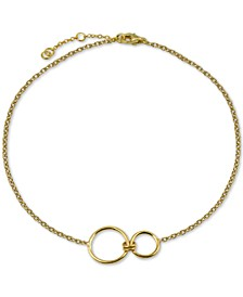 Interlocking Ring Bracelet