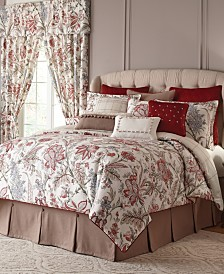 Rose Tree Izabelle 4pc queen comforter set