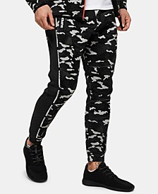 Men's Printed Jogger Pants