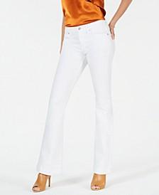 Dojo Mid-Rise Bootcut Jeans