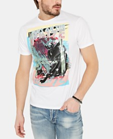 Buffalo David Bitton Men's Tykamz Graphic T-Shirt