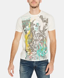 Buffalo David Bitton Men's Tymuz Graphic T-Shirt