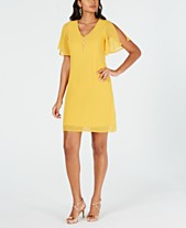 a3a6b8a14404 Thalia Sodi Necklace Shift Dress, Created for Macy's