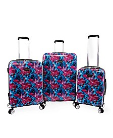 Tina 3-Piece Spinner Luggage Set