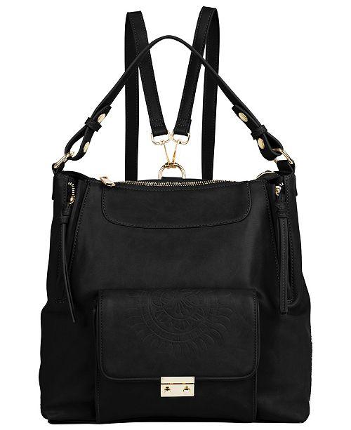 Urban Originals Wild Flower Vegan Leather Backpack   Reviews ... 86318085328cb