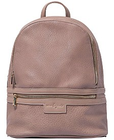 Urban Originals' Jet Set Vegan Leather Backpack