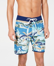 Quiksilver Men's Highline Graphic Board Shorts