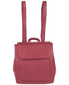 Urban Originals' Modernism Vegan Leather Backpack