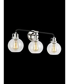 Clara 3-Light Vanity Light