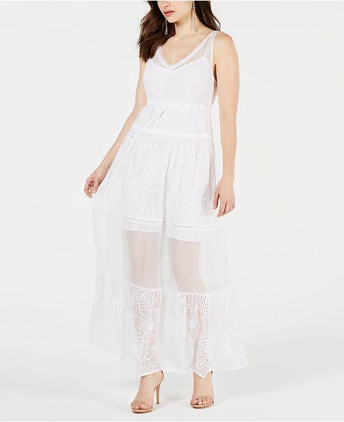 GUESS Sleeveless Adrina Dress