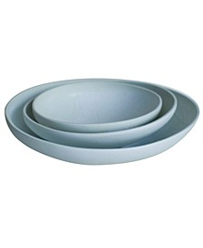 Taroudant Asymmetrical Small Nesting Bowl