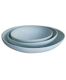 Canvas Home Taroudant Asymmetrical Small Nesting Bowl
