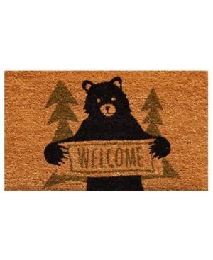 Bear Greeting 17